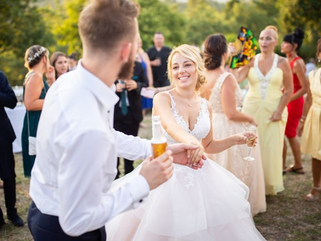 Le mariage de Anthony et Fanny à Montauroux, Var 70