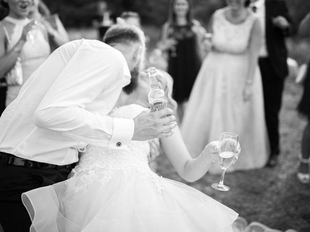Le mariage de Anthony et Fanny à Montauroux, Var 72