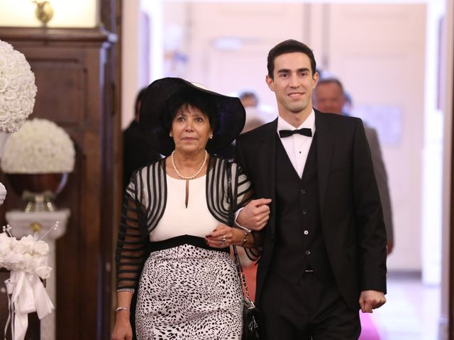 Le mariage de Sylvain et Julie à Paris, Paris 15