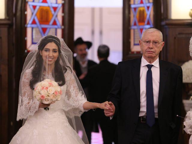 Le mariage de Sylvain et Julie à Paris, Paris 17