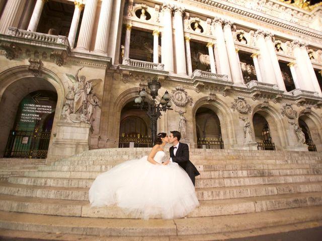 Le mariage de Sylvain et Julie à Paris, Paris 39