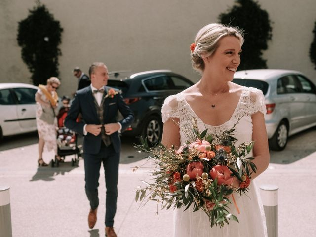 Le mariage de Olivier et Manuela à Mireval, Hérault 1