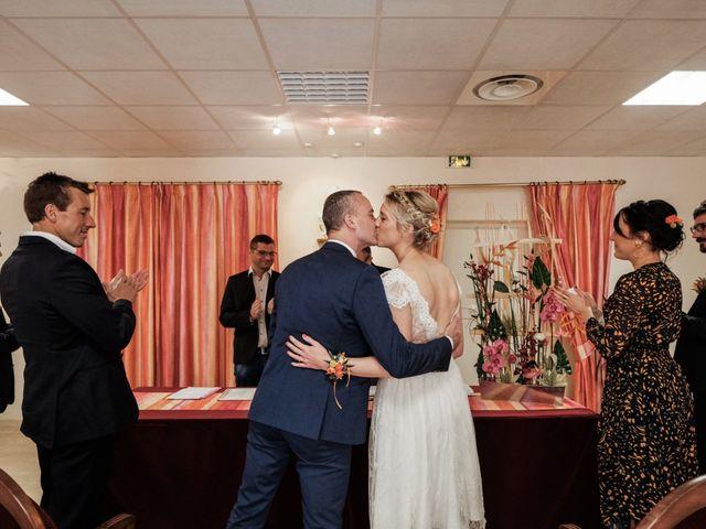Le mariage de Olivier et Manuela à Mireval, Hérault 4