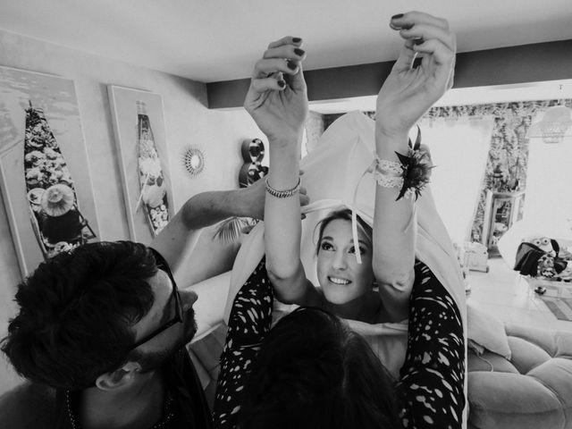 Le mariage de Olivier et Manuela à Mireval, Hérault 9