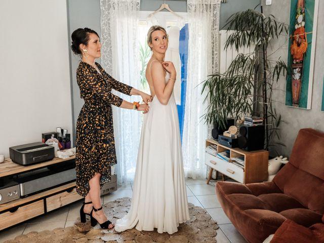 Le mariage de Olivier et Manuela à Mireval, Hérault 10