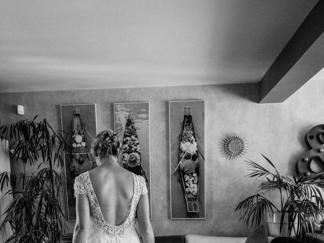 Le mariage de Olivier et Manuela à Mireval, Hérault 14