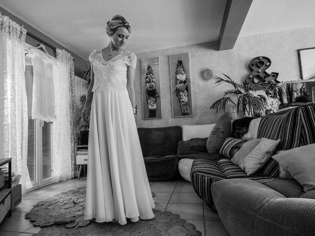 Le mariage de Olivier et Manuela à Mireval, Hérault 15