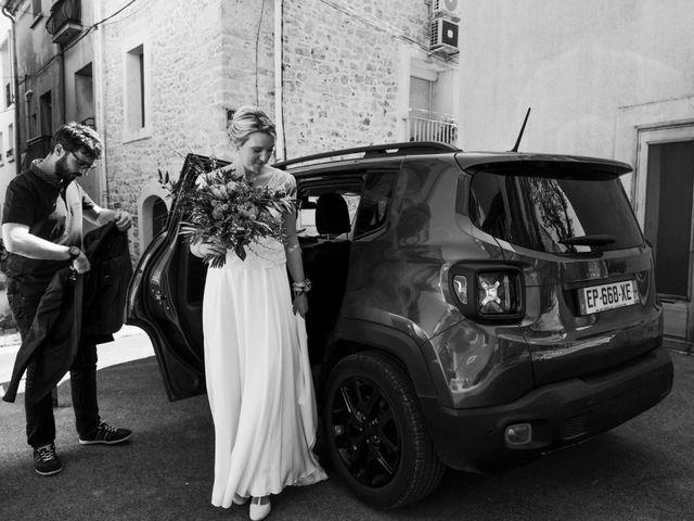 Le mariage de Olivier et Manuela à Mireval, Hérault 19
