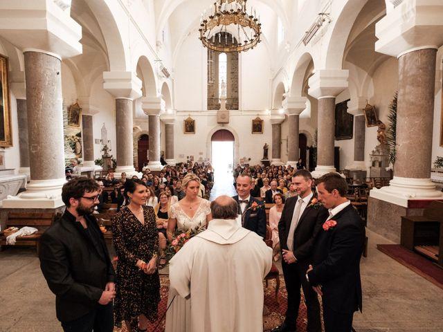 Le mariage de Olivier et Manuela à Mireval, Hérault 22