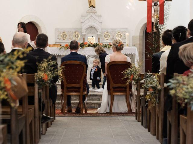 Le mariage de Olivier et Manuela à Mireval, Hérault 25