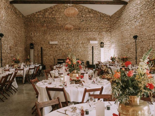 Le mariage de Olivier et Manuela à Mireval, Hérault 37
