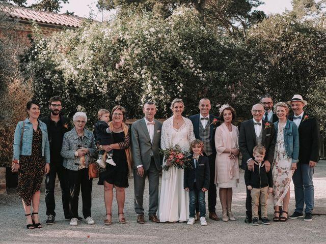 Le mariage de Olivier et Manuela à Mireval, Hérault 41