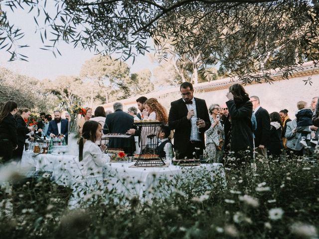 Le mariage de Olivier et Manuela à Mireval, Hérault 45