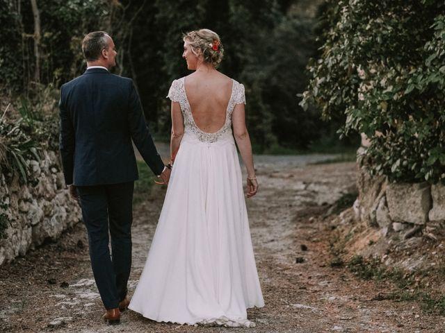 Le mariage de Olivier et Manuela à Mireval, Hérault 58