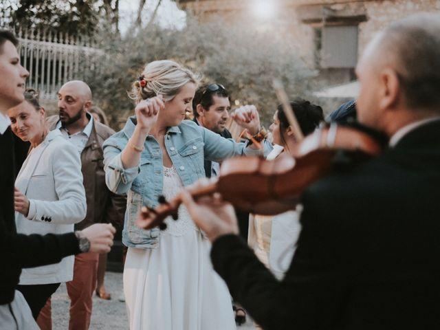 Le mariage de Olivier et Manuela à Mireval, Hérault 66