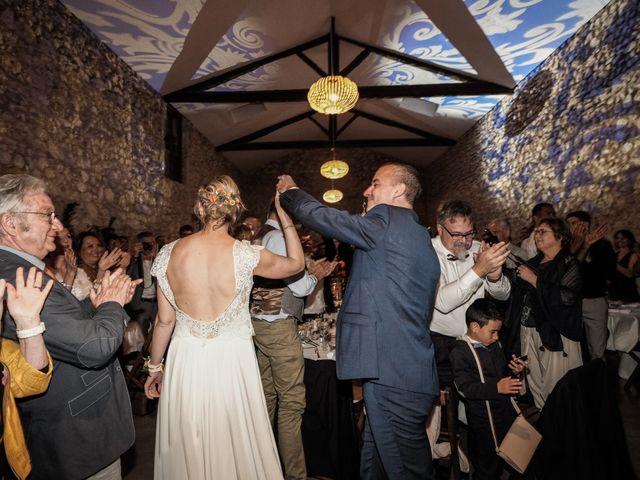 Le mariage de Olivier et Manuela à Mireval, Hérault 74