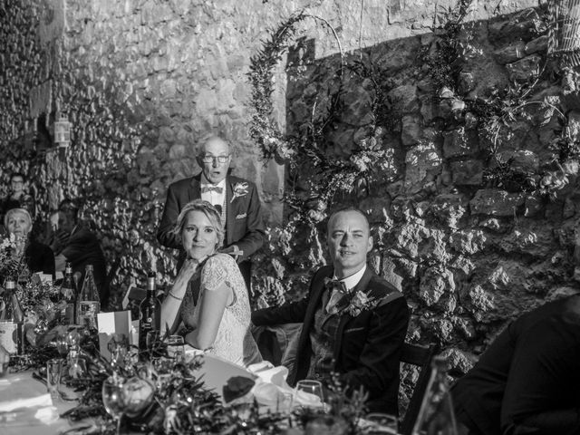 Le mariage de Olivier et Manuela à Mireval, Hérault 79