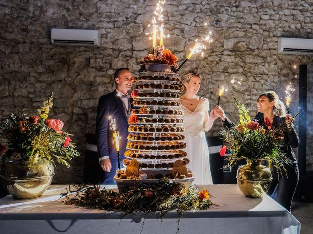 Le mariage de Olivier et Manuela à Mireval, Hérault 86