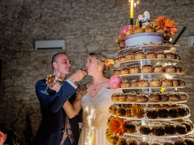 Le mariage de Olivier et Manuela à Mireval, Hérault 87