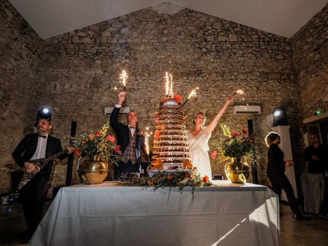 Le mariage de Olivier et Manuela à Mireval, Hérault 89