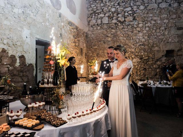 Le mariage de Olivier et Manuela à Mireval, Hérault 90