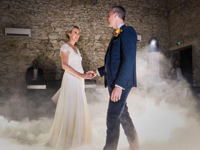 Le mariage de Olivier et Manuela à Mireval, Hérault 92