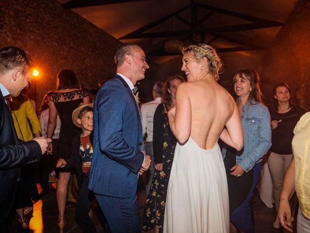 Le mariage de Olivier et Manuela à Mireval, Hérault 94