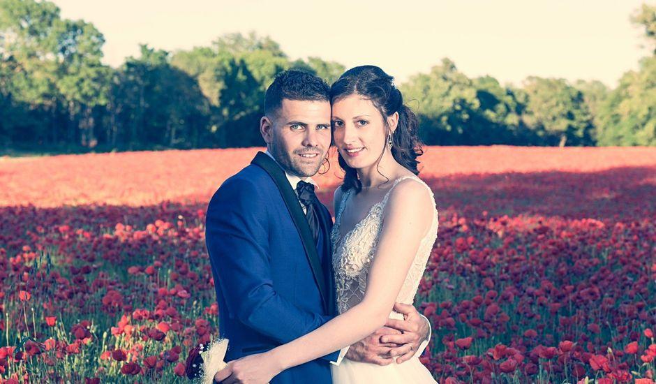 Le mariage de Lota et Anais à Pélissanne, Bouches-du-Rhône