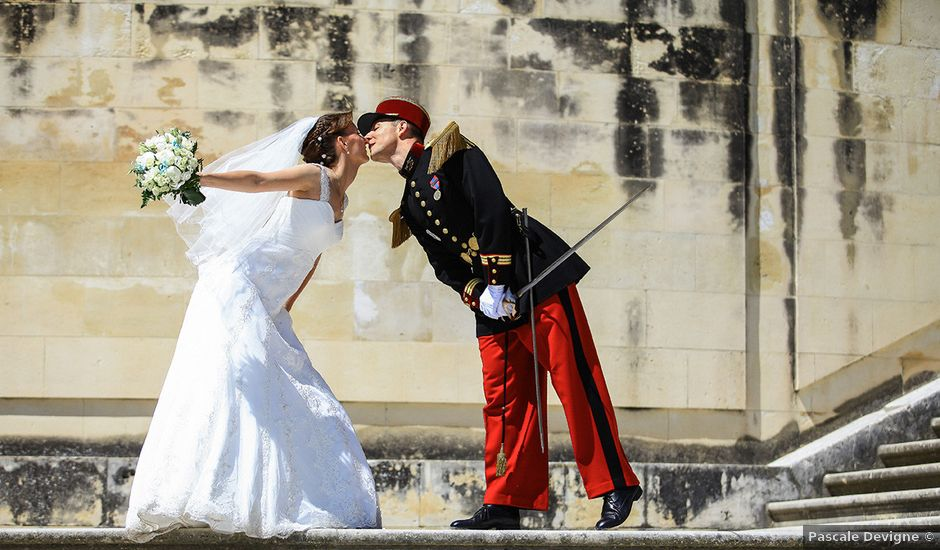 Le mariage de Maximilien et Yuliana à Nîmes, Gard