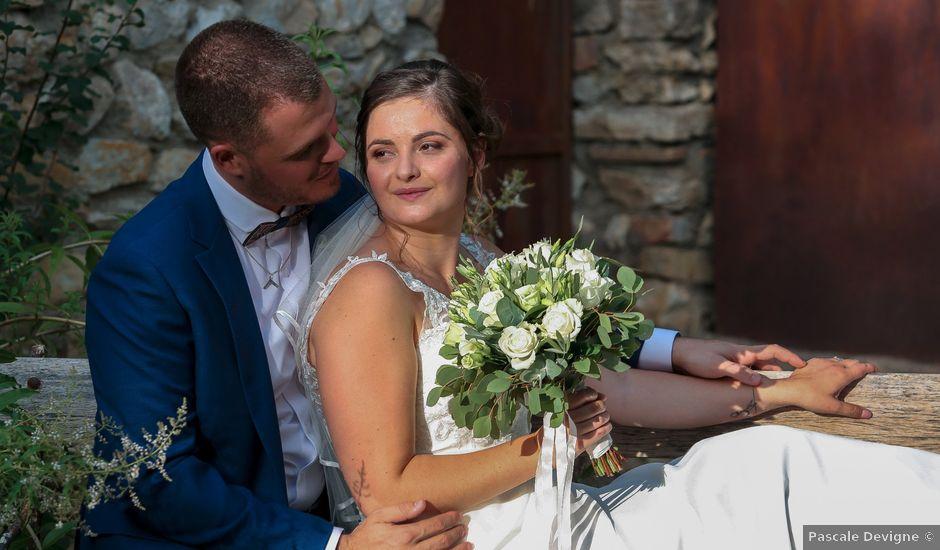 Le mariage de Benoit et Emilie à Bellegarde, Gard