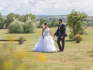 Le mariage de Jennifer et Pierre