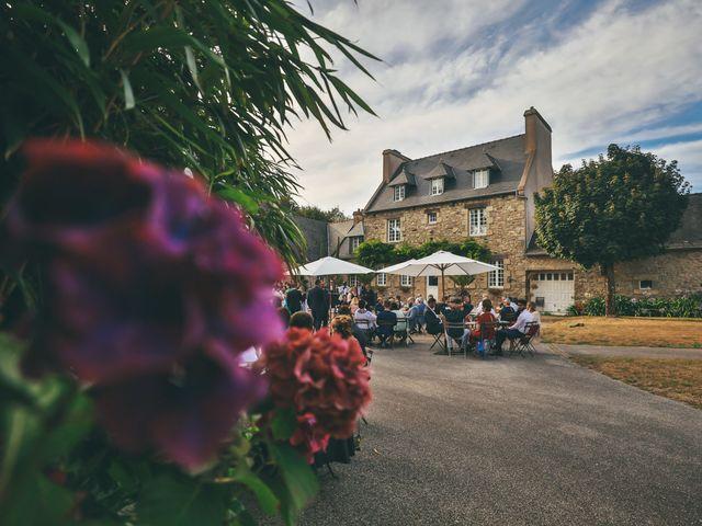 Le mariage de Magali et Trevor à Plabennec, Finistère 4