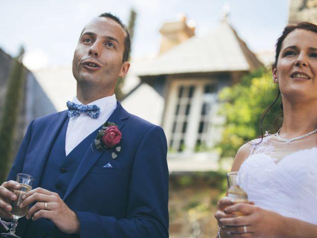 Le mariage de Magali et Trevor à Plabennec, Finistère 9