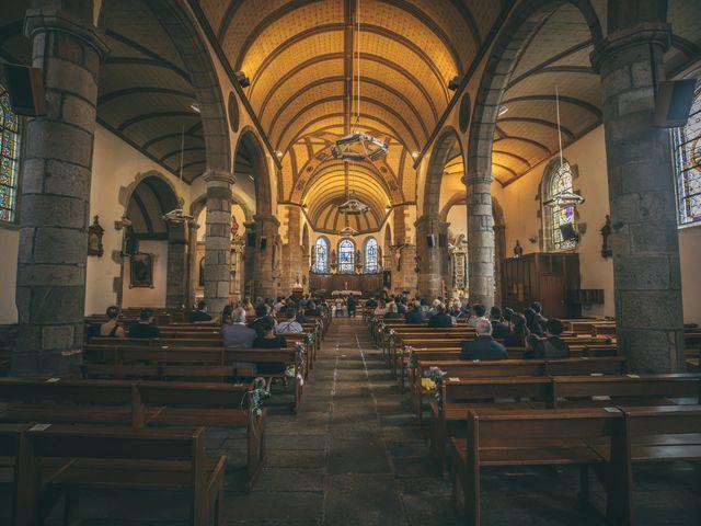 Le mariage de Magali et Trevor à Plabennec, Finistère 10