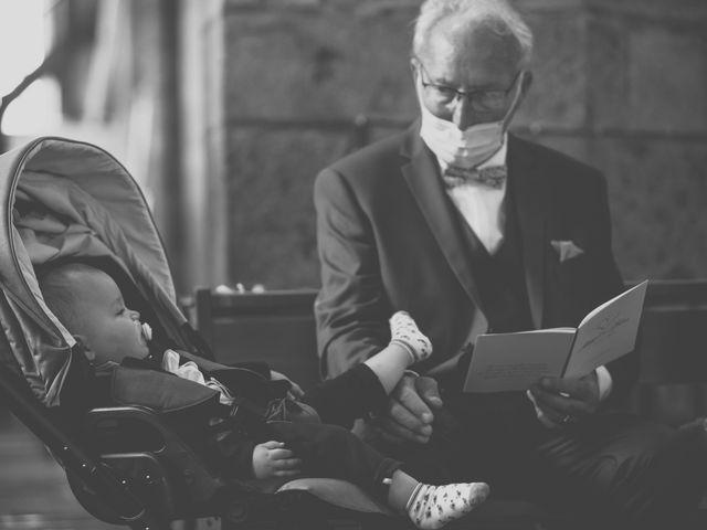 Le mariage de Magali et Trevor à Plabennec, Finistère 12