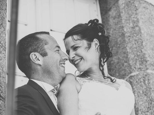 Le mariage de Magali et Trevor à Plabennec, Finistère 14