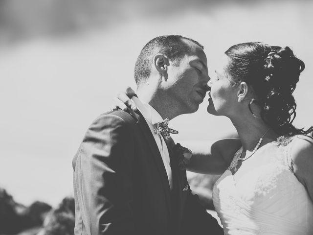 Le mariage de Magali et Trevor à Plabennec, Finistère 16