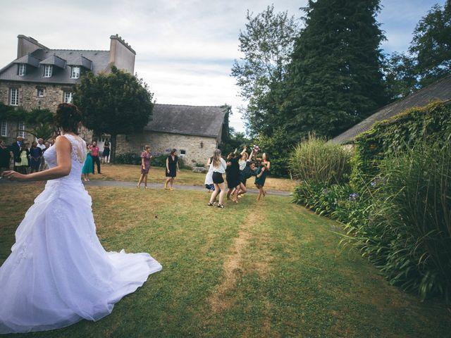 Le mariage de Magali et Trevor à Plabennec, Finistère 20