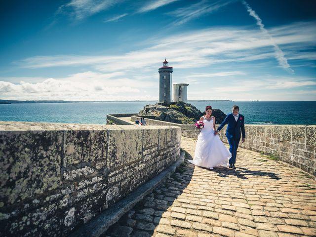 Le mariage de Magali et Trevor à Plabennec, Finistère 22