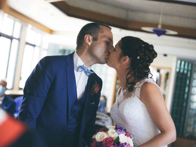 Le mariage de Magali et Trevor à Plabennec, Finistère 23