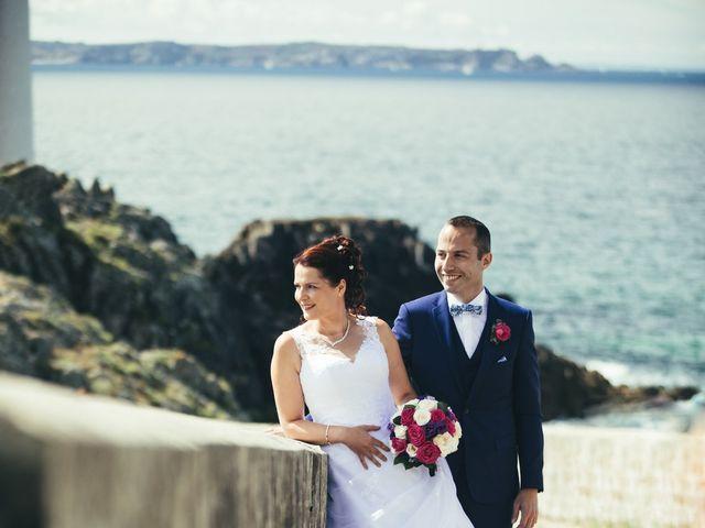 Le mariage de Magali et Trevor à Plabennec, Finistère 25
