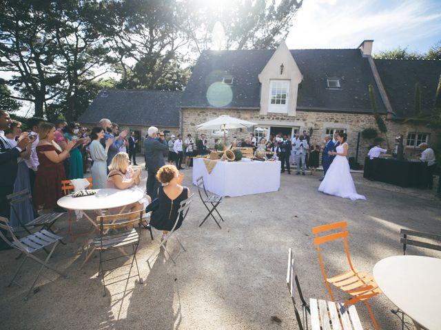 Le mariage de Magali et Trevor à Plabennec, Finistère 27