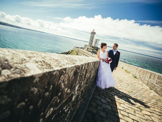 Le mariage de Magali et Trevor à Plabennec, Finistère 29