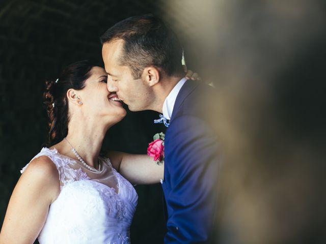Le mariage de Magali et Trevor à Plabennec, Finistère 30