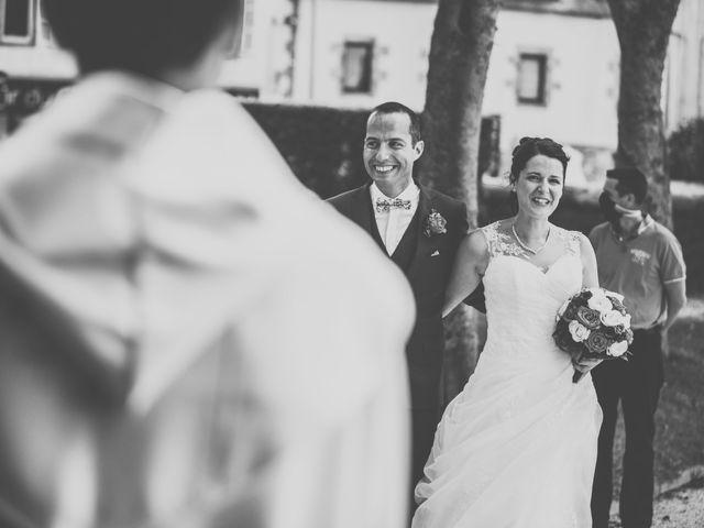 Le mariage de Magali et Trevor à Plabennec, Finistère 34