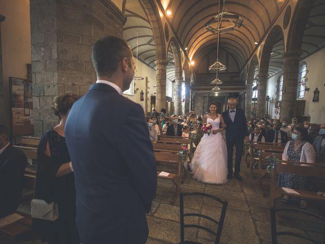 Le mariage de Magali et Trevor à Plabennec, Finistère 35
