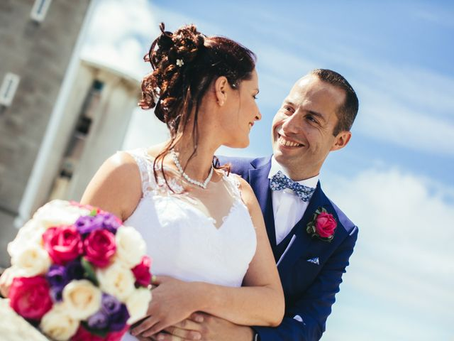 Le mariage de Magali et Trevor à Plabennec, Finistère 36