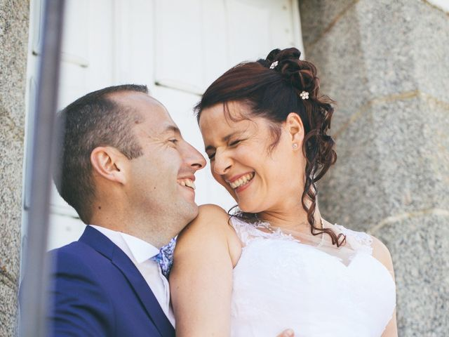 Le mariage de Magali et Trevor à Plabennec, Finistère 37