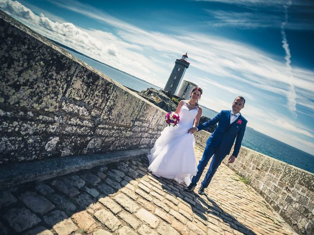 Le mariage de Magali et Trevor à Plabennec, Finistère 42