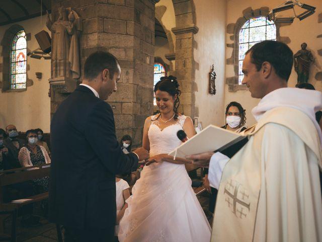 Le mariage de Magali et Trevor à Plabennec, Finistère 43
